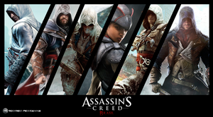 Assassins Creed Wallpaper HD by rodrigopessanha