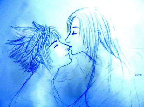 A Moment Together by Seimei by cloti