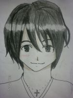Chinen Yuri Attempt by seraiahdavinci