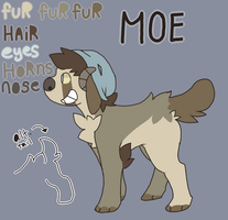 M O E (updated!) by fearlessfrisbee