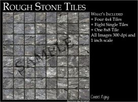 Rough Stone Tileset by DaceyRose-RPG