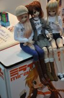 AFA 2012 - More cute dolls by CrystalViolet500