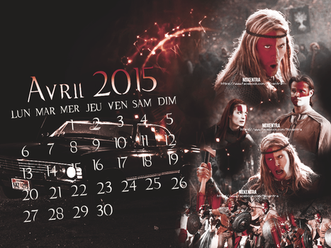 April 2015 Supernatural by N0xentra