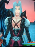 KH2-Sephiroth o_o by Marcella-Youko