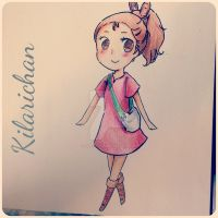 Arrietty by kilari-chan