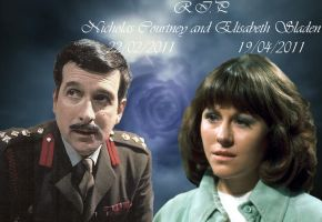 R.I.P Sarah and The Brigadier by SharpePhocus