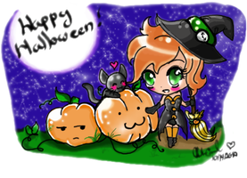 HAPPY HALLOWEEN by TimelessReference