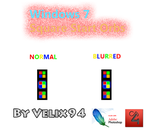 Square Orbs for Windows 7 by Velix94