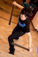 Nightwing by AmethystPrince