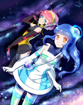 The Journey of Spica by jollyrose