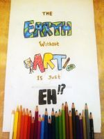 The EARTH without ART is just EH by robilliam