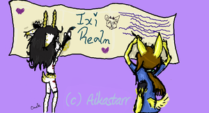 teh Ixi Realm by Oracle01