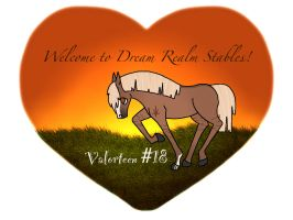 Hopefully My First Valorteen! by StableDaydreams