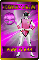 Pink Flash by rangeranime
