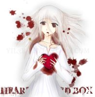 Heart-Shaped Box by yil3e