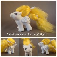 Puffy Baby Honeycomb for TGG by hannaliten