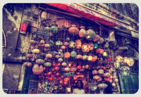 The Genie and the Lamps HDR by ISIK5