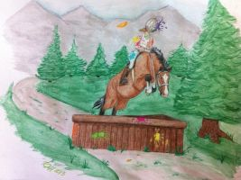 Equicolor XC Entry by KAHarder