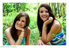 Sylwia and Paulina12 by ElizaKPhotography