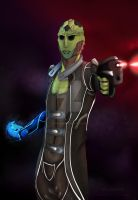 Thane by AVipersKiss
