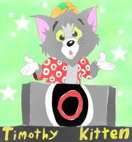 Timothy in the Hollywood Squares by ThrillingRaccoon