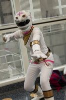 White Ranger - Wild Force by gaowhite23