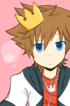 :KH: The king of hearts by s-a-n-d-y