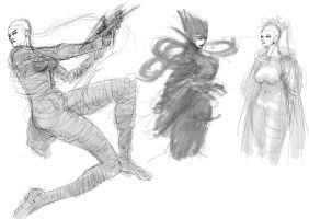 Photoshop Sketch 00 by RONIN013