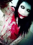 Jeff the killer cosplay ... by DianaHorror