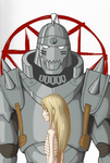 Alphonse Elric by Bowl-0f-0ranges