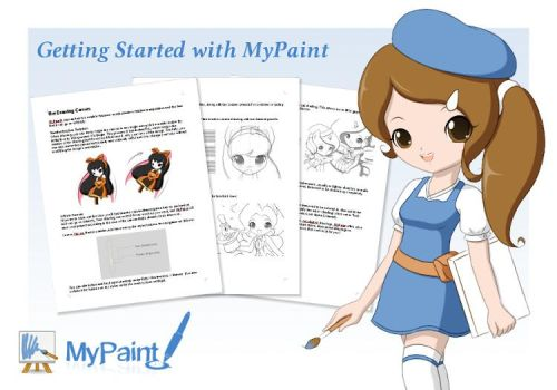 MyPaint - Getting Started by Jdan-S