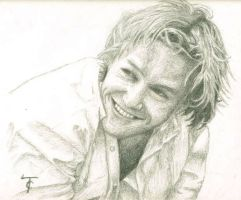 Heath Ledger by tiffc