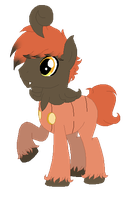 Pumpkaboo Pone by 0GhostlyGhastly0