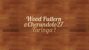 Wood Pattern - Cherundolo27 by cherundolo27