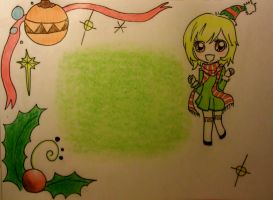 Christmas card 2 by Glooriah