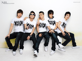 big bang wallpaper by XxpiyokoxX