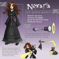 Noxaria - character sheet by Oriana132