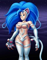 Felicia Capcom Fighting Tribute repost by MR-CREEPING-DEATH