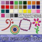 Textured Cardstock Styles by debh945