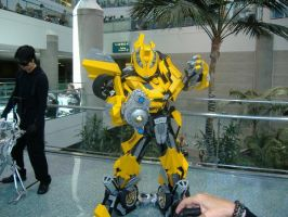 Bumble Bee transformers by avrilfan1316