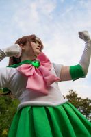 Sailor Jupiter by Foxy-Cosplay