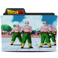 Dragon Ball Folder 778 by lahcenmo