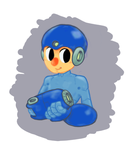Megaman by poserocker