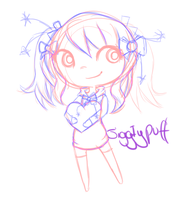 Art Trade WIP by JiggIyPuff