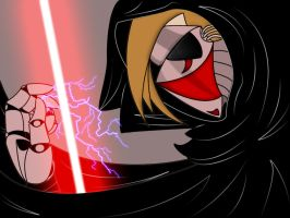 Darth Ron by lionkyu