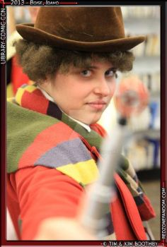 The 4th Doctor epic by LynxIeles