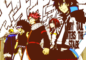 Fairy Tail 292 by Kiriku-Kilik