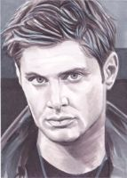 Dean sketch by SarahSilva