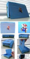 Paper Mario Storage Box (2010) by BabyWolverine