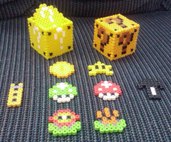 Mario Perler Power Collection by Undertakoshi